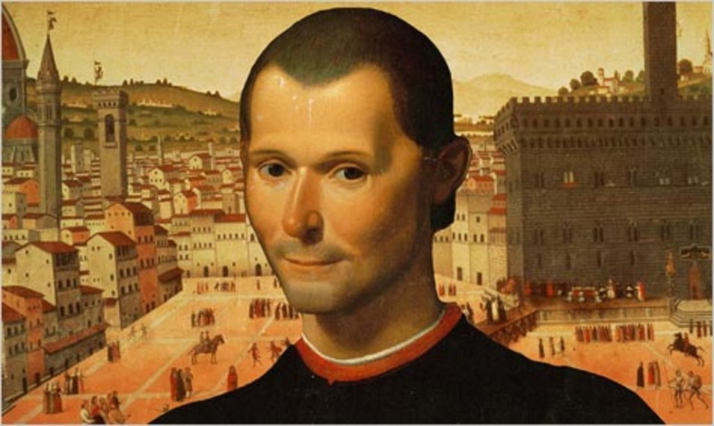 Nasce Machiavelli